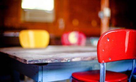 Polderen aan de keukentafel