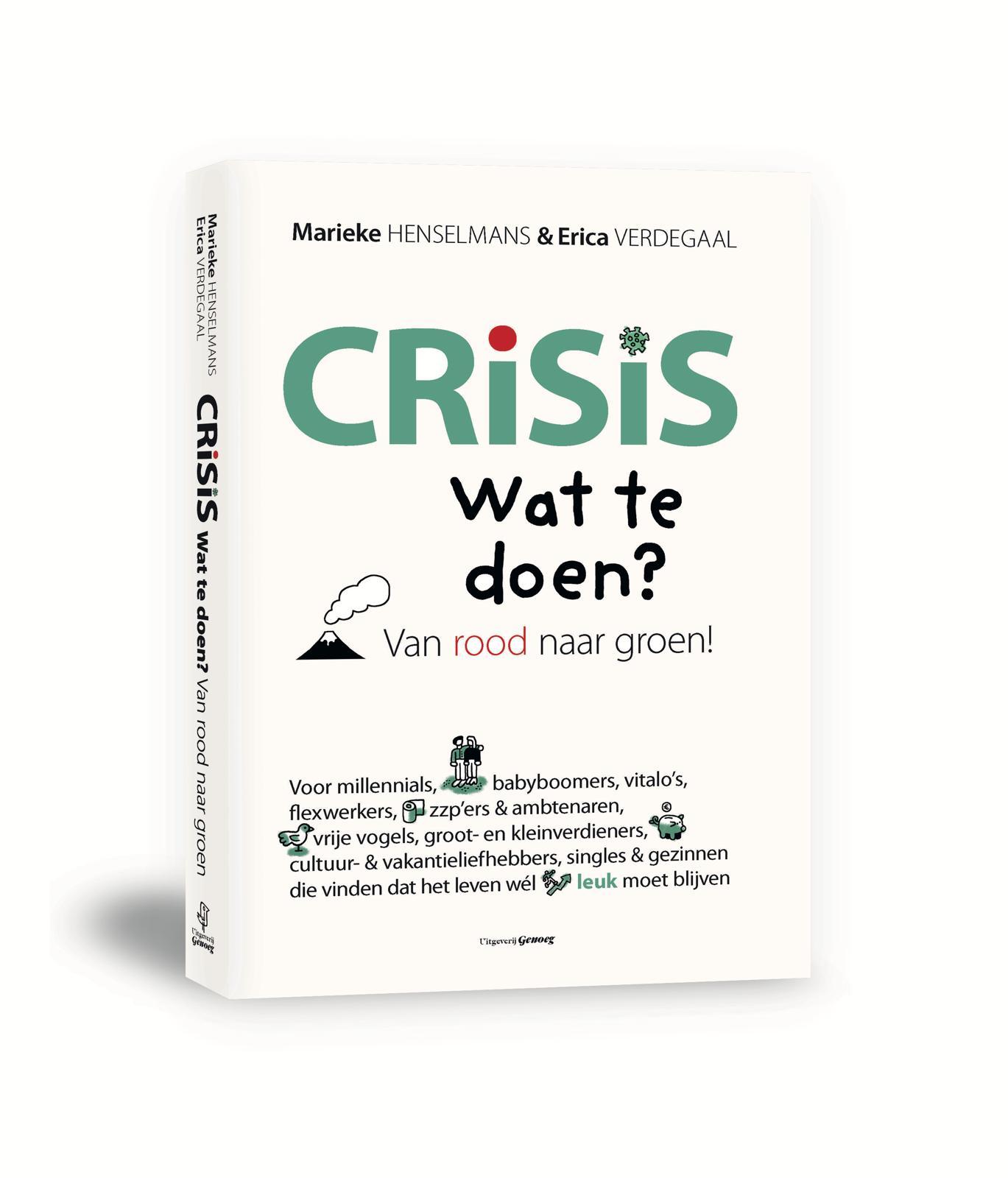 Kaft - Crisis - Wat te doen?
