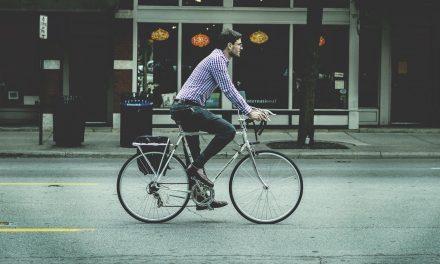 Een fietsrondje van de zaak