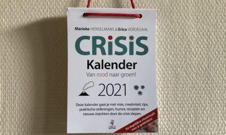 Crisiskalender 2021 met korting en gratis verzending
