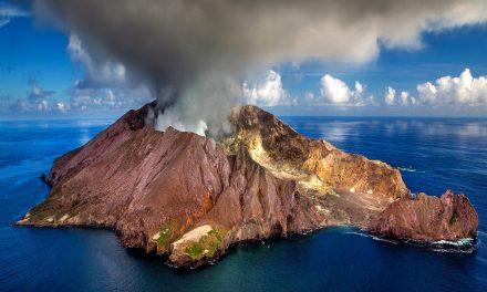 Leven op een slapende vulkaan