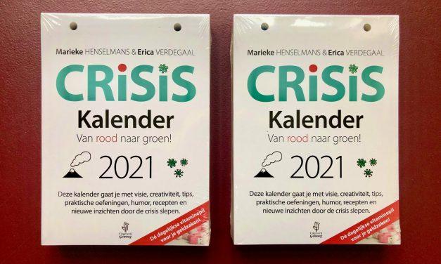 De laatste Crisiskalenders, met veel korting, gratis verzonden