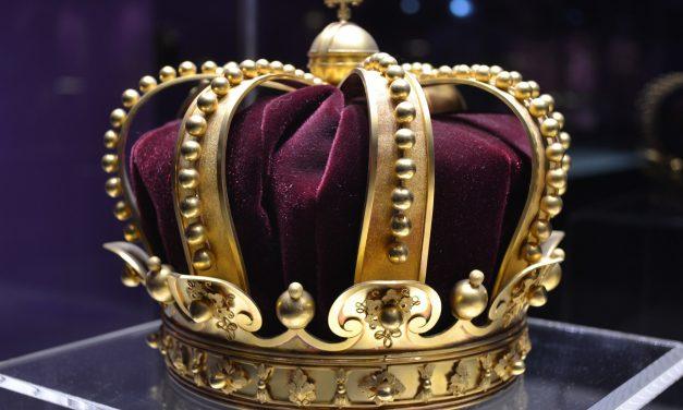 Beleg als zijne Majesteit