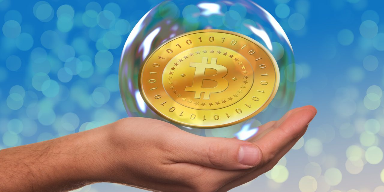 Bitcoins: de nieuwe kleren van de keizer