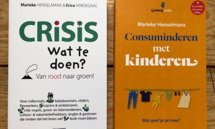 Crisis. Wat te doen? + Consuminderen met kinderen