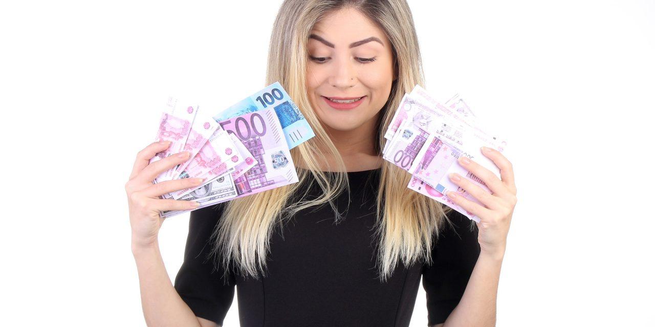 Vrouw, doe niet zo naïef over geldzaken